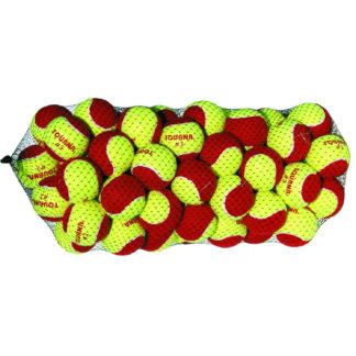 TOURNA BALL TENNIS RED #3 75% <8YRS (60)