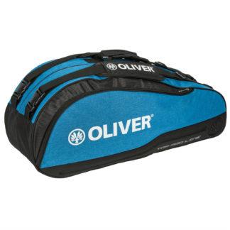 OLIVER BAG TOP PRO LINE 6RACKET BLACK/BLUE