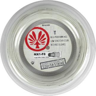 OLIVER STRING SQUASH MX1-F8 WHITE 1.30MM REEL