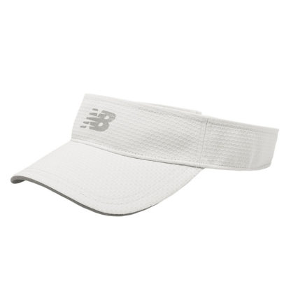 NB VISOR PERFORMANCE WHT