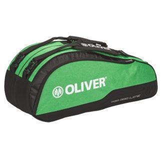 OLIVER BAG TOP PRO LINE 6RACKET BLACK/GREEN