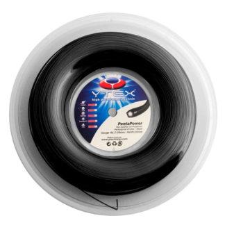 YTEX STRING PENTAPOWER BLACK 16L 1.28MM REEL