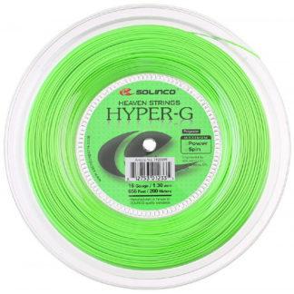 SOLINCO STRING HYPER-G 16L 1.25MM GREEN REEL