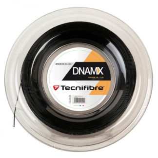 TECNIFIBRE STRING SQ DNAMX 1.25MM 16G BLK REEL