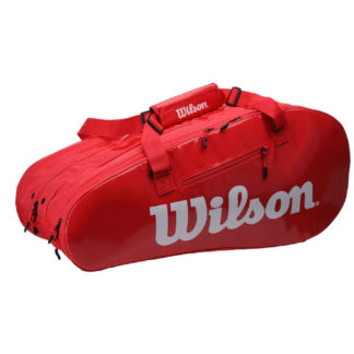 WILSON-BAG-SUPER-TOUR-3-COMP-15R-RED