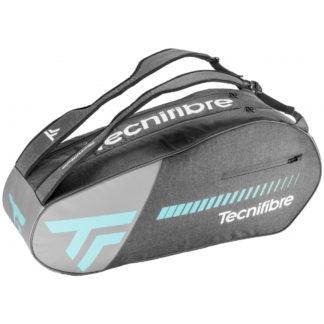 TECNIFIBRE BAG TEMPO 6RACKET BLACK/BLUE (2021)