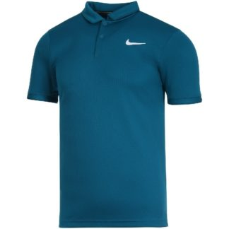 NIKE SHIRT POLO DRY VICTORY MEN TURQUOISE