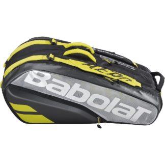 BABOLAT BAG PURE AERO VS 9RACKET BLACK/YELLOW