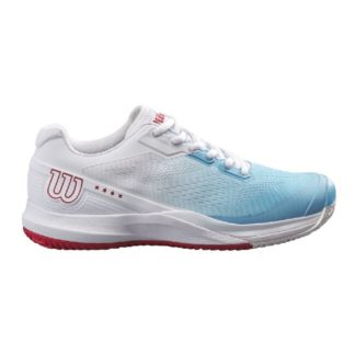WILSON SHOE RUSH PRO 3.5 CHICAGO WOMEN BLUE/WHITE/RED