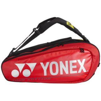 YONEX BAG PRO 6RACKET RED