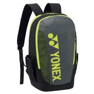 YONEX BAG BACKPACK TEAM BLACK/YELLOW SMALL