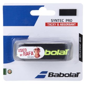BABOLAT GRIP REPLACEMENT SYNTEC PRO BLACK