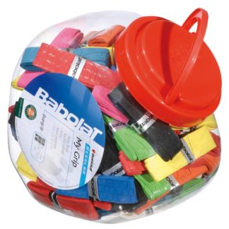 BABOLAT GRIP REPLACEMENT UPTAKE ASSORTED COLORS