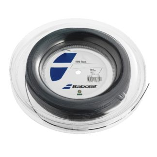 BABOLAT STRING RPM TEAM BLACK 17G 1.25MM REEL
