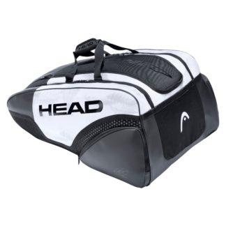 HEAD BAG DJOKOVIC MONSTER 12RACKET WHITE/BLACK (2021)