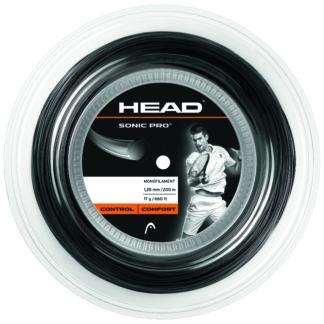 HEAD STRING SONIC PRO BLACK 16G 1.30MM REEL