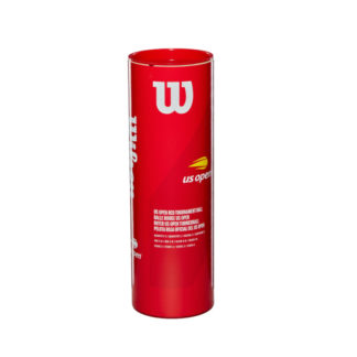 WILSON BALL TENNIS US OPEN STAGE 3 RED CAN (3)