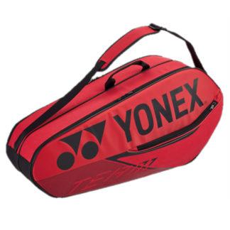 YONEX BAG TEAM 6RACKET RED (2020)