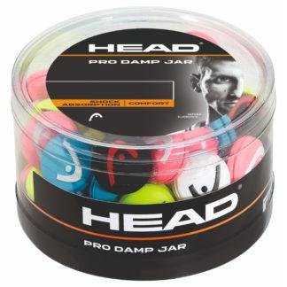 HEAD DAMPENER PRO DAMPENER JAR ASSORTED COLORS