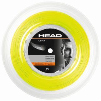 HEAD STRING LYNX 17G 1.25MM YELLOW REEL