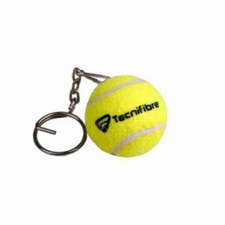 TECNIFIBRE KEYRING TENNIS BALL