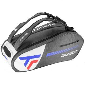 TECNIFIBRE BAG TEAM ICON 12RACKET BLACK/WHITE (2021)