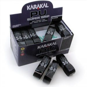 KARAKAL GRIP REPLACEMENT PU SUPER BLACK
