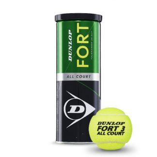 DUNLOP BALL TENNIS FORT ALL COURT LOW ALTITUDE (3)