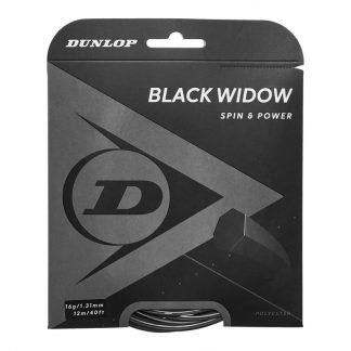 DUNLOP STRING BLACK WIDOW 16G 1.31MM SET
