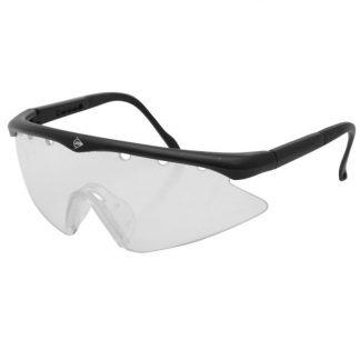 DUNLOP GLASSES SQUASH JUNIOR CLEAR/BLACK