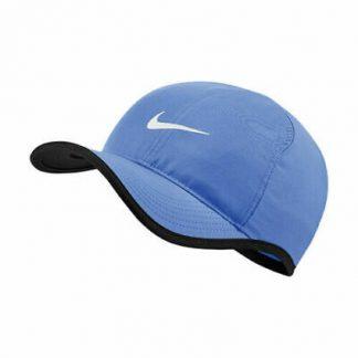 NIKE CAP FEATHERLITE LIGHT/BLUE